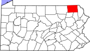 Image Result For Map Pottsville