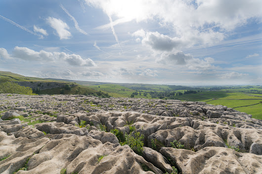 Rock Formations Malham Cove - Tea Abroad