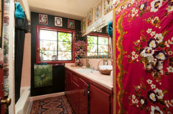 Bohemian Bathroom Decor Bclskeystrokes