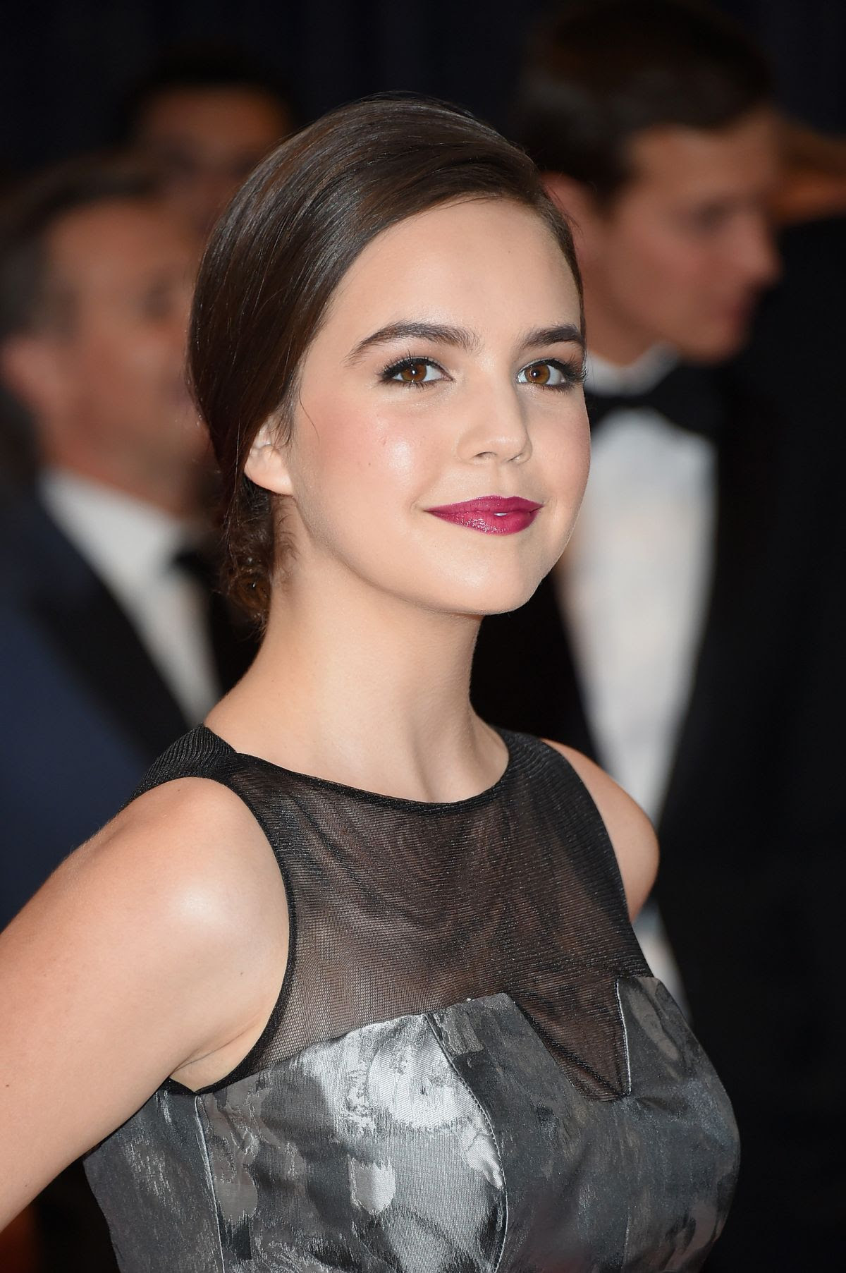 BAILEE MADISON at White House Correspondents Association Dinner in Washington