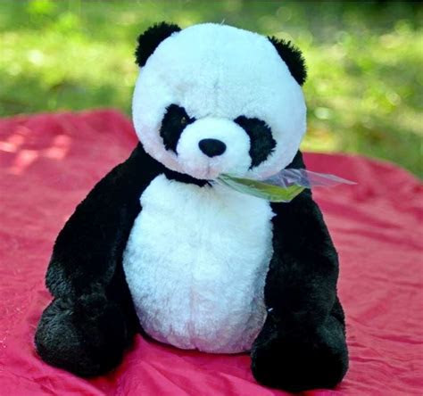 gambar wallpaper panda lucu gambar boneka elmo pangku