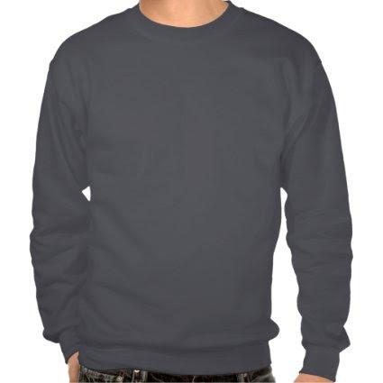 baby animal pull over sweatshirt