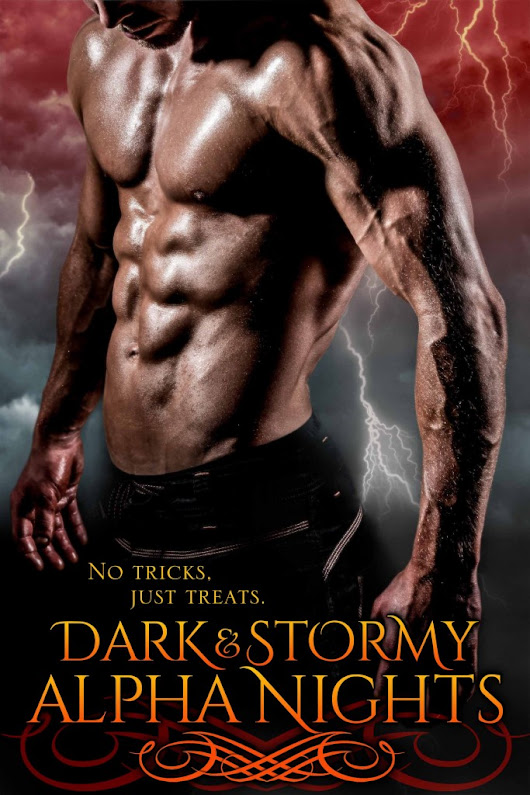 Cover Reveal Dark & Stormy Alpha Nights Anthology