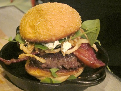 Bleuprint Burger