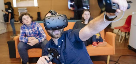 Virtual Reality Is Taking Over NYC | Virtual Reality