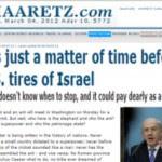 Israel Media Says What American Media Won't Dare: Israel Controls America!