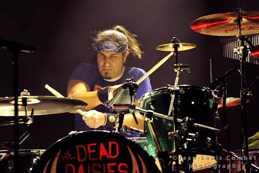 Brian Tichy - The Dead Daisies @ Z7 Pratteln, Switzerland