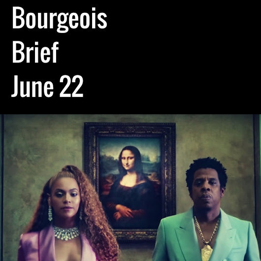 Bourgeois Brief: The Carters Dominate the Culture with a Surprise Drop