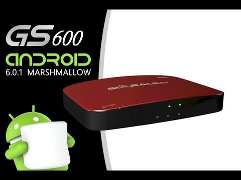 Resultado de imagem para GLOBAL SAT GS-600 IPTV
