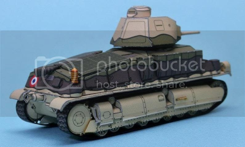 photo ww2.tank.Somua S35.papercraft.via.papermau.002_zps204yoohf.jpg