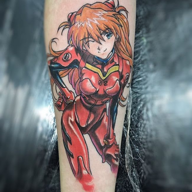 65+ Impressive Anime Tattoo Ideas -  enthusiast Body Art to Die For