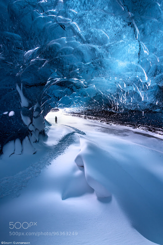 Ice Cave Wave