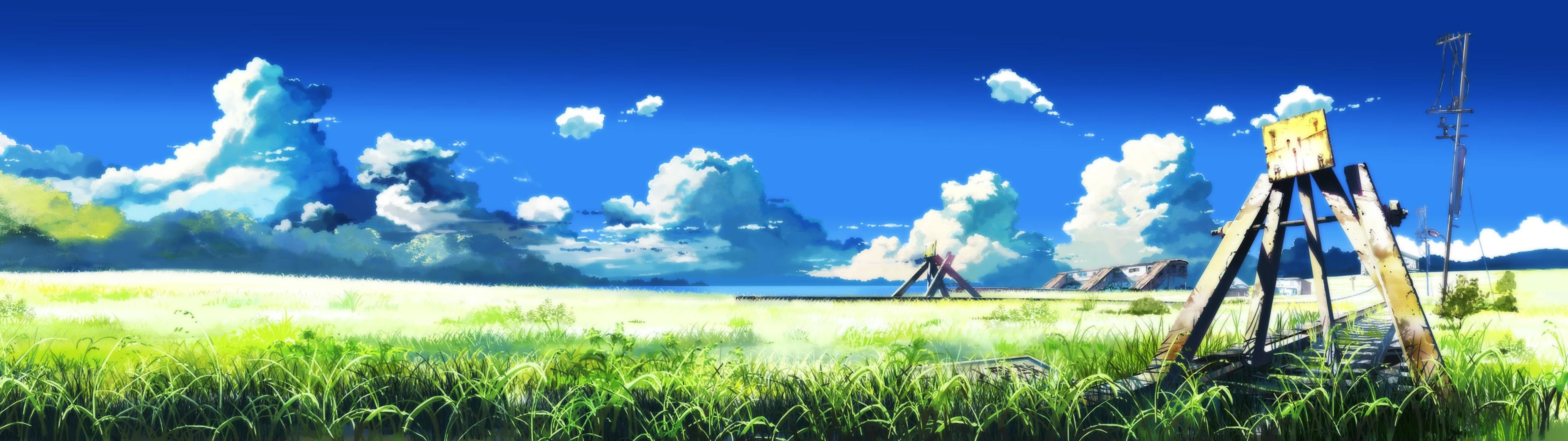 Anime Dual Monitor Wallpaper (46+ images)