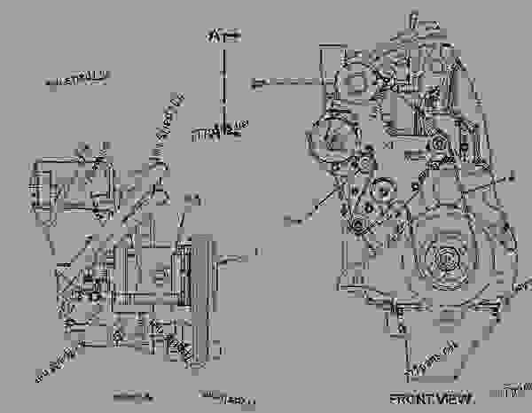 Wiring Diagram: 27 Caterpillar C15 Serpentine Belt Diagram