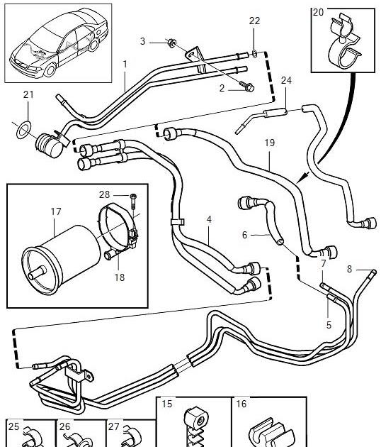 Volvo S80 T6 Engine Diagram : 1999 Volvo Engine Diagram