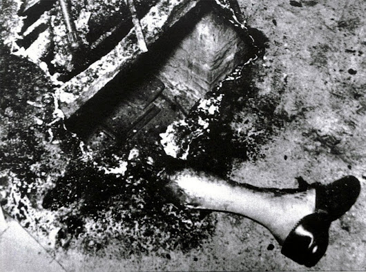 Spontaneous Human Combustion: Just What Should We Make Of It? - UFO Insight