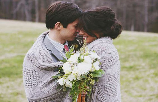 How To: Stay Warm At Your Wedding | Kennedy Event Planning