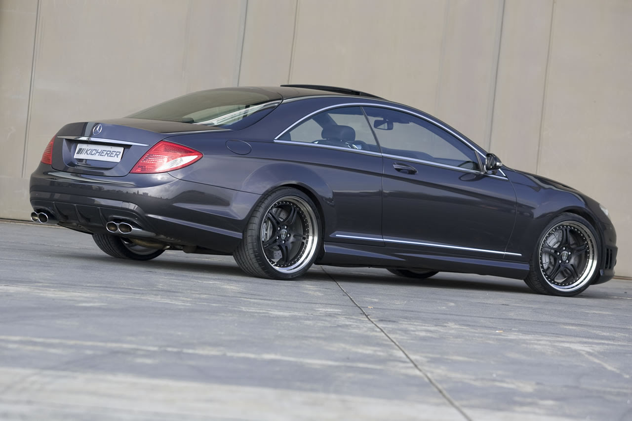 Mercedes-Benz CL 600: Photos, Reviews, News, Specs, Buy car