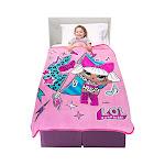 Franco Kids Bedding Super Soft Plush Microfiber Throw 46 X 60 Lol Surprise