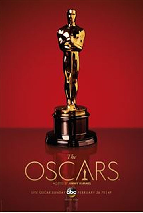 Every Single Official Oscar Poster Since 1960. - if it's ...