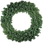 "Northlight 60"" Commercial Size Colorado Pine Artificial Christmas Wreath - Unlit"