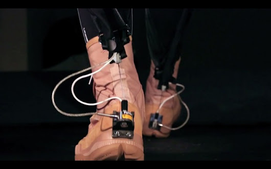 'Wearable robot' from Harvard scores DARPA funding, New Balance partnership - 'Wearable robot' from Harvard scores DARPA funding, New Balance partnership