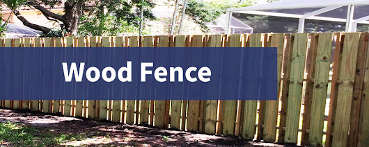 Wood Fence Options for your Broward County Property - American Fence Corporation - Ft Lauderdale Fence Company - Coral Springs Fence Company