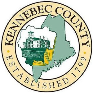 Seal of Kennebec County, Maine
