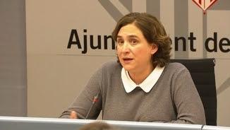 Colau ha comparegut després de reunir els grups per l'operació sobre el presumpte cas de corrupció del 3%