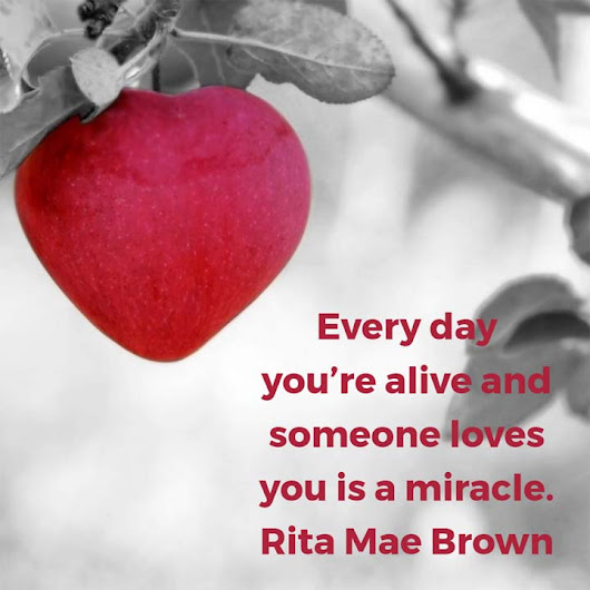 Rita Mae Brown: On Love
