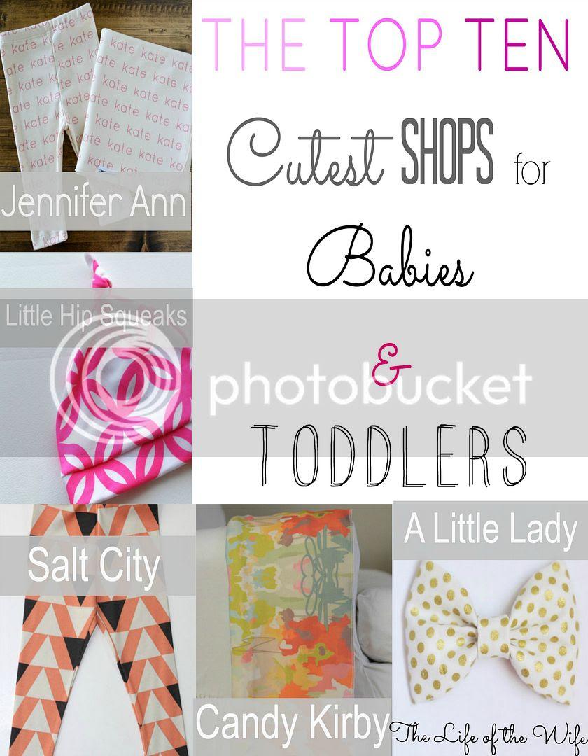 cute baby shops