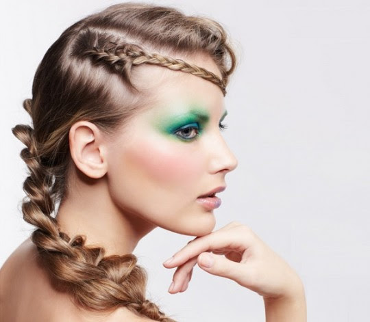 Sommerliche Frisuren Für Strand Co Germanys Next Topmodel Fan Blog