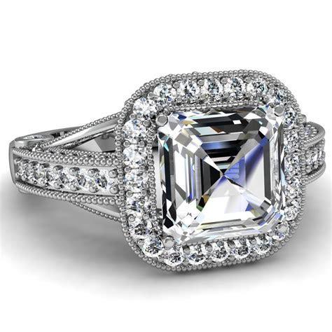 Ten Amazing White Sapphire Engagement Rings ? BestBride101