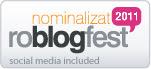 Nominalizat roblogfest 2011