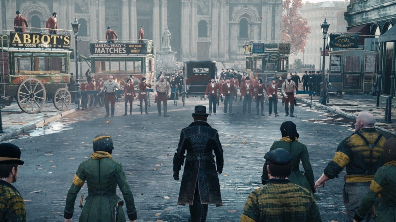 Requisitos mínimos e recomendados para rodar assassin's creed syndicate