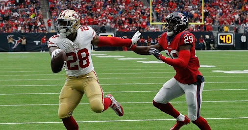 Will Sunday be the last time we see Carlos Hyde, Eric Reid as 49ers players? #SFvsLAC
