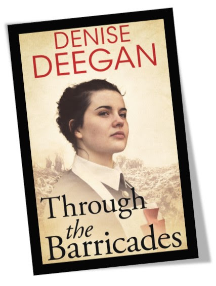 Review: Through The Barricades & Giveaway!
