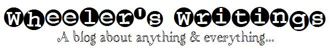 Wheeler's Writings