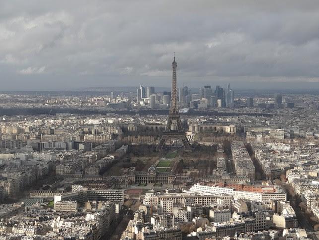 Paris do Alto