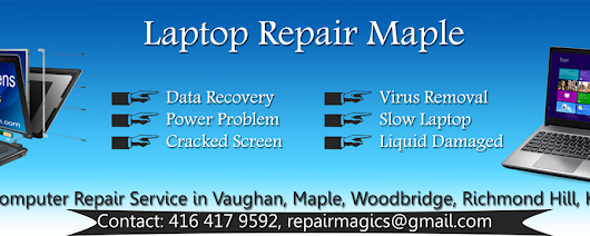Laptop Repair Maple | Repair Magic