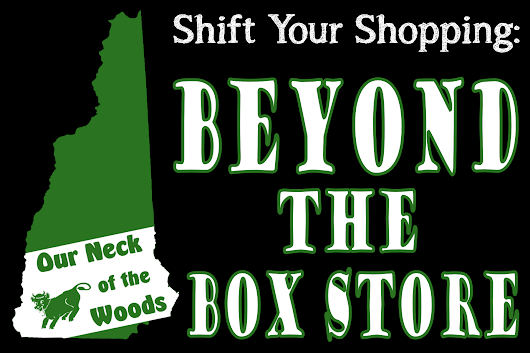 Our Neck of the Woods: Shift Your Shopping