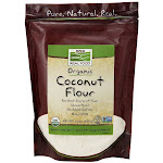 Now Foods Coconut Flour, Organic - 16 oz.