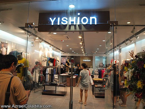 Yishion in Manila