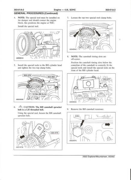 Ford 40 Sohc Engine Diagram