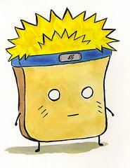Cosplay Mr Toast
