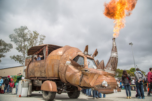 Best Custom Rides of Maker Faire — Transportation | Make: