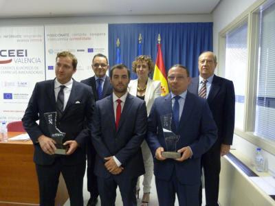 Ganadores Premios CEEI IVACE 2015