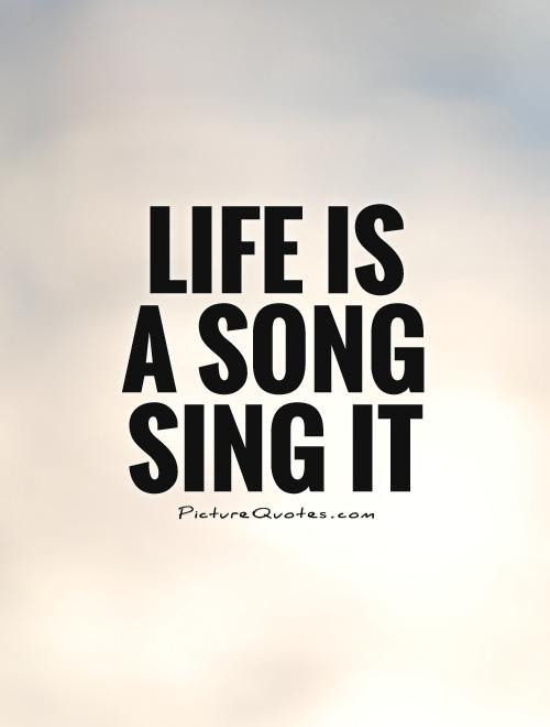 Great Song Quotes Great Song Sayings Great Song Picture Quotes