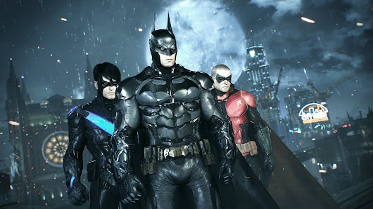 "Image: Official Batman: Arkham Knight Trailer - ""All Who Follow You ..."