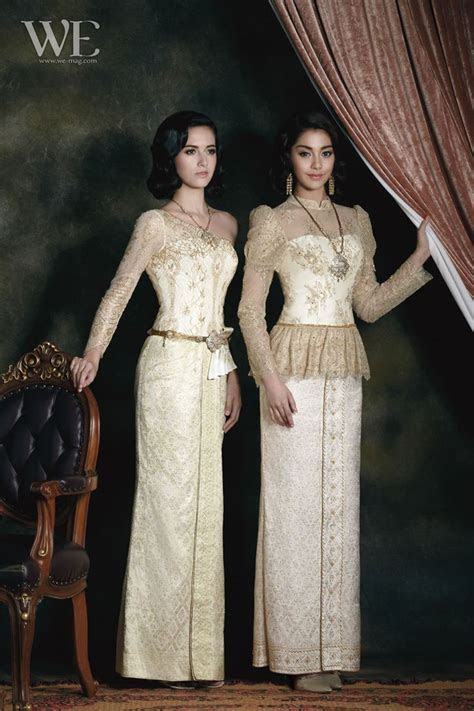 25  best ideas about Thai Wedding Dress on Pinterest